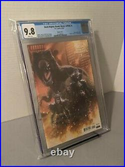 Dark Nights Deathmetal Legends Of The Dark Knight #1 125 Cgc 9.8 1st Robin King