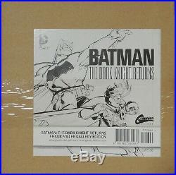 Esar0340. Batman The Dark Knight Returns Gallery Edition Sealed In Box (2016)