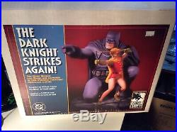 FINAL DAYS! THE DARK KNIGHT STRIKES AGAIN 1996 Paquet Frank Miller BATMAN