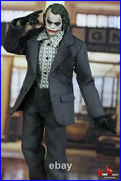 FIRE 1/12 A031 JOKER The Dark Knight Two Head Action Figure Collectible Presale