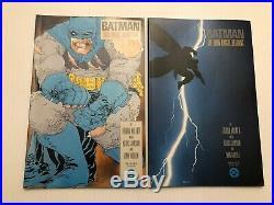 Frank Miller, Batman The Dark Knight Returns 1 2 3 4
