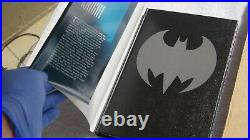 Frank Miller Signed Limited Edition 1986 The Dark Knight Hardcover withDJ 835/4000