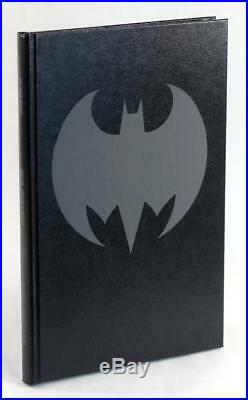 Frank Miller Signed Limited Edition 1986 The Dark Knight Hardcover withDustjacket
