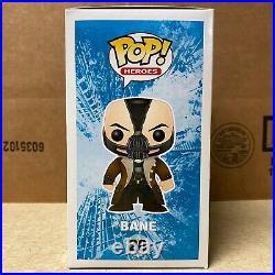 Funko POP Batman the Dark Knight Rises 20 Bane in Soft Protector