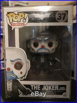 Funko POP DC! Bank Robber Joker The Dark Knight