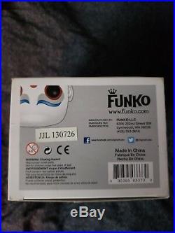 Funko POP! The Joker Bank Robber The Dark Knight #37 Vaulted Rare