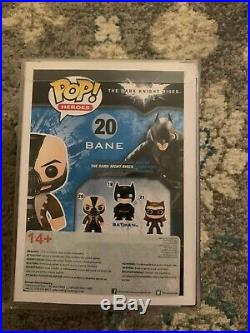 Funko Pop! Bane 20 The Dark Knight Rises Vaulted