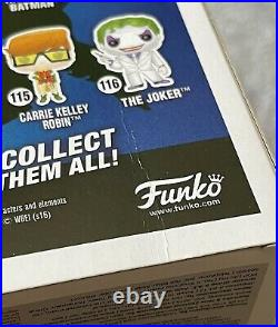 Funko Pop DC Batman The Dark Knight Returns Set Lot Of 6 with Protectors