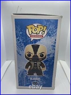 Funko Pop! -DC- The Dark Knight Rises Bane (#20)