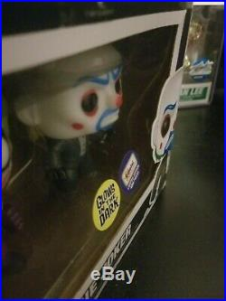 Funko Pop! Heroes The Dark Knight Bank Robber Joker 2 Pack GITD Gemini Exclusive