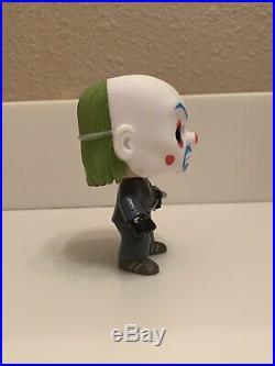 Funko Pop The Dark Knight Joker Bank Robber No Box