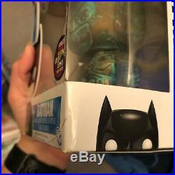 Funko Pop The Dark Knight SDCC LE 480 Patina Batman