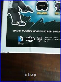 Funko Pop The Dark Knight The Joker Bank Robber DC Comics