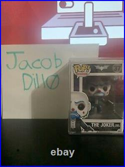 Funko Pop The Dark Knight The Joker Bank Robber DC Comics JJL 130726