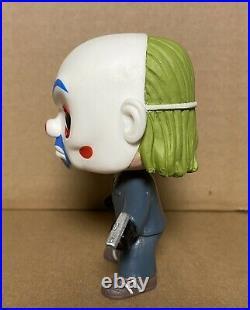Funko Pop! The Dark Knight The Joker (Bank Robber) Loose Pop! OOB