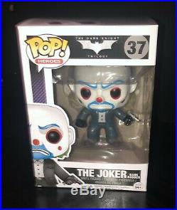 Funko Pop! The Dark Knight Trilogy Set of 6 450 Pc Gemini Ex Joker Bane Batman