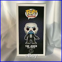 Funko Pop! The Joker (Bank Robber) #37 Vaulted 2013. The Dark Knight. Batman. DC