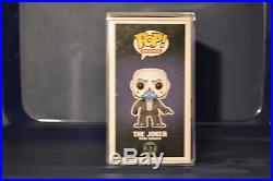 Funko Pop! The Joker (Bank Robber) #37 Vaulted 2013. The Dark Knight. Batman. DC