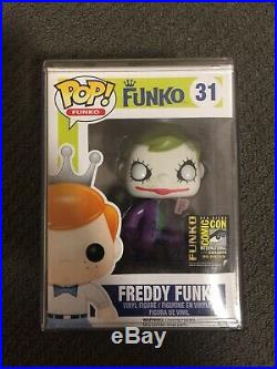 Funko Pop Vinyl The Joker Freddy The Dark Knight 96 Pieces