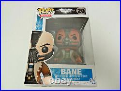 Funko The Dark Knight Rises Bane Figure #20 NEW