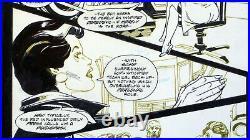 Gil Kane Legend Of The Dark Knight #25