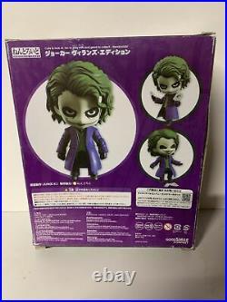 Good Smile The Dark Knight The Joker Nendoroid Villains Edition 566 AUTHENTIC