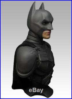 HCG Batman The Dark Knight 11 Full Scale Bust Christian Bale New Authentic