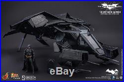 HOT TOYS Batman The Dark Knight Rises THE BAT Collectible Set 1/12 Sideshow DC
