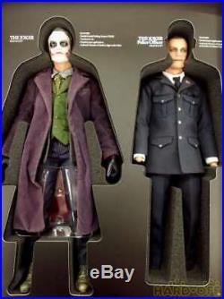 HOT TOYS Joker The Dark Knight Movie Masterpiece DX 1/6 Action Figure 7126