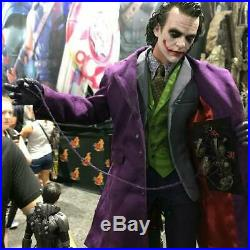 Hot Sale! The Dark Knight The Joker 1/4th Scale Collectible Figure