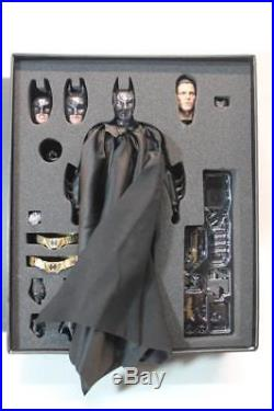 Hot Toys BATMAN The Dark Knight Rises 1/6th Scale Collectible Figure DX12