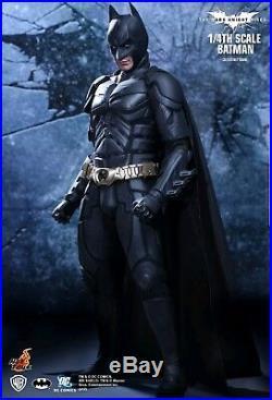 Hot Toys Batman 1/4 Scale The Dark Knight Custom Cape QS001 Bruce Wayne Sideshow