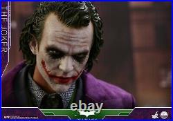 Hot Toys Batman The Dark Knight Joker 1/4 Quarter Scale OVP
