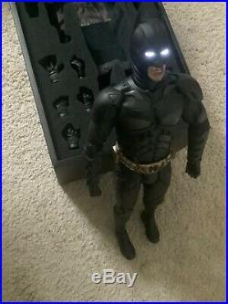 Hot Toys Batman The Dark Knight Rises 1/4 Scale QS 001 Figure