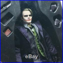Hot Toys DC the Dark Knight The Joker Action Figure Collectable Edition MMS68