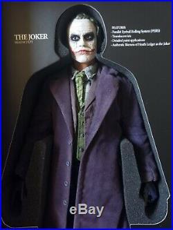 Hot Toys DX01 the Joker, the Dark Knight, Heath Ledger