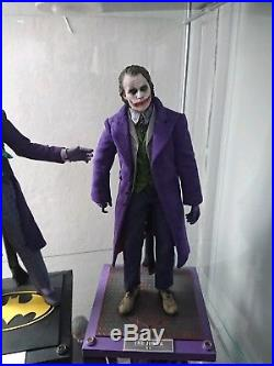 Hot Toys DX11 Joker 2.0 The Dark Knight 1/6th Scale Collectable Figure