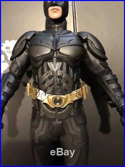Hot Toys DX12 Batman 1/6 Scale Figure / The Dark Knight Rises
