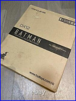 Hot Toys DX12 Batman The Dark Knight Rises 1/6 Scale Collectible Christian Bale