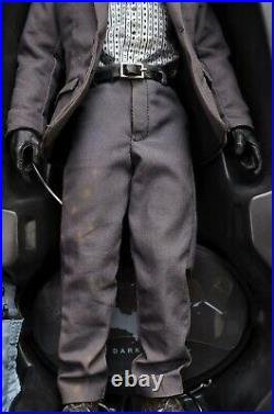 Hot Toys Joker Bank Robber MMS79 The Dark Knight Collectible Action Figure 1/6