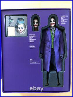 Hot Toys Joker DX11 2.0 Special Edition Batman The Dark Knight 1/6 Collectible