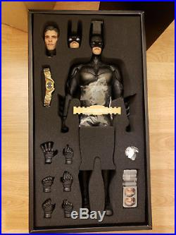 Hot Toys QS001 Batman The Dark Knight Rises, 1/4 scale collectible figure