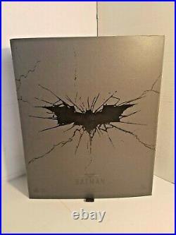 Hot Toys/Sideshow The Dark Knight Rises Batman MMS Dx12 1/6 Scale Figure