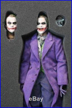 Hot Toys THE JOKER 2.0 The Dark Knight 1/6th Scale Collectible Figure DX11