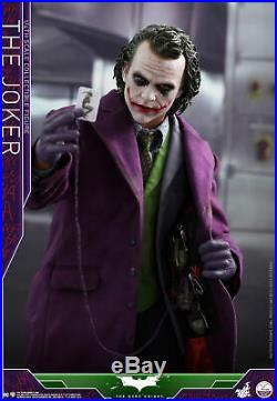 Hot Toys The Dark Knight 1/4th scale The Joker Collectible Figure QS010