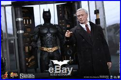 Hot Toys The Dark Knight Batman Armory with Alfred Pennyworth Figure MMS 235