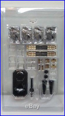 Hot Toys The Dark Knight Batman Armory with Figure MMS234 1/6 Scale Collectible