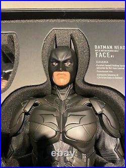 Hot Toys The Dark Knight Rises Batman 1/6th Scale Figure DX12 Collectible Figure