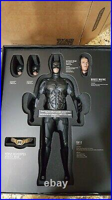 Hot Toys The Dark Knight Rises Batman DX12 1/6 Scale Collectible