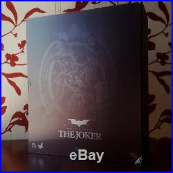 Hot Toys The Dark Knight The Joker DX01 Heath Ledger 1/6th Scale